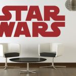 Star Wars Logo Wall sticker