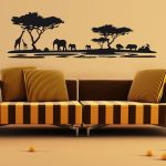 Africa Wall sticker