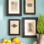 Wall Decoration with photo frames