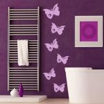 Beautiful butterfly wall art