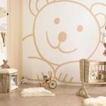 Cartoon wall decoration for kids room