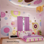 Colorful Wall decoration for Kids Room
