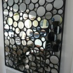 Contemporary Mirror Wall Decoration