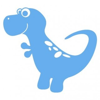 Dinosaur wall art for kids room