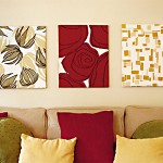 Fabric Wall Decoration
