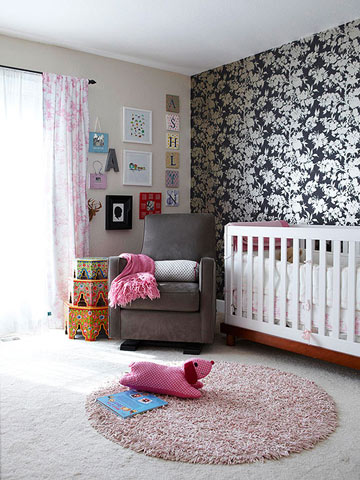 Kids room Nursery wall decoration