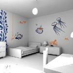 Marine wall decoration
