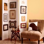 Rotating Gallery wall decoration