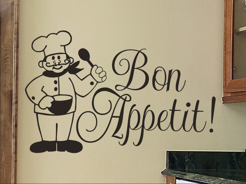 Simple Kitchen Wall Art Decoration Pictures