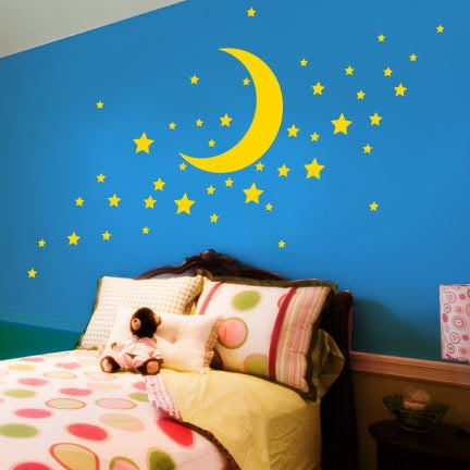 Sky Wall decoration for kids room