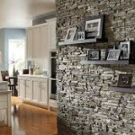 Stone wall decoration