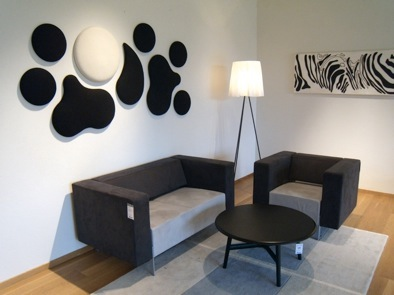 sound proof wall decoration living room