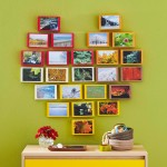 Collage Wall Decoration for Living Room