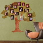 Family Tree wall decoration