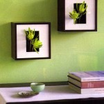 Indoor Plants wall decoration