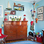 Kids room wall decoration