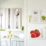 Modern Kitchen Wall Art