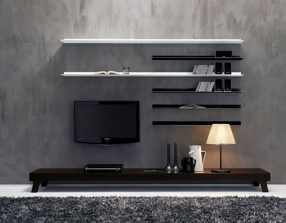Modern Living Room Wall Decoration