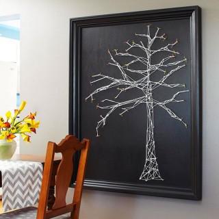 String wall Art