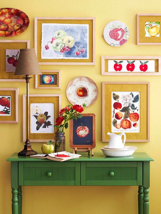 Theme Art wall Decoration