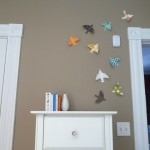 3D Bird wall art