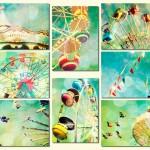 Carnival wall art