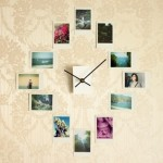 Photo Clock Wall Art