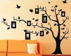 Photo Frame Tree Wall Decor