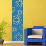 Smart wall art