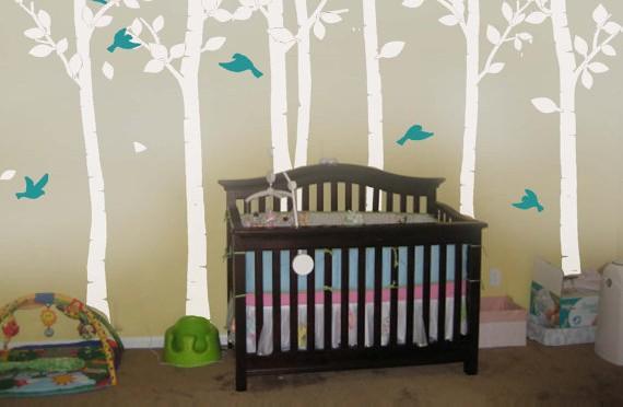 Tree Kids room wall decal