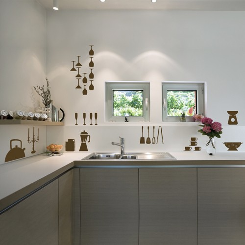 Unique Wall Hangings For Kitchen