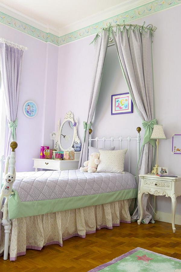 Best Bedroom Wall Color Scheme for Girls