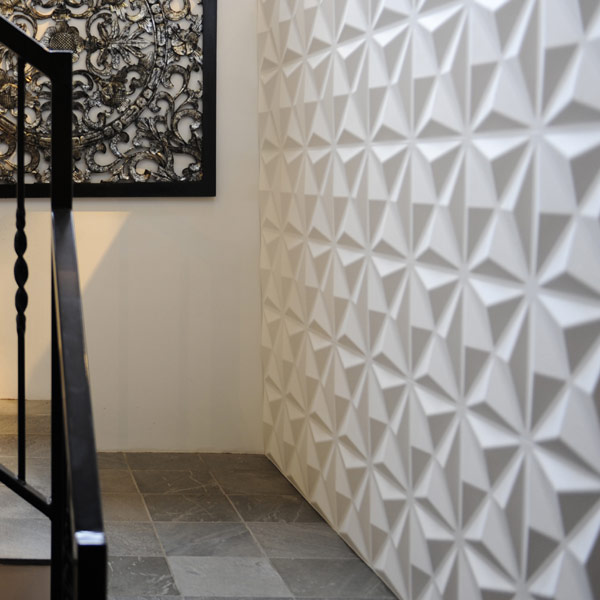 Biodegradable Wall Panels