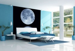 Design your bedroom with Wallpapers