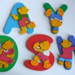 Kids Decorative Letters