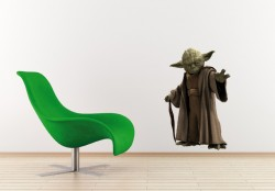 Yoda 3D Wall sticker