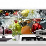 Refreshing Fruit – Panorama – Kitchen Splashback