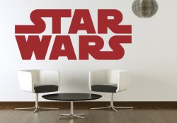 Star Wars Logo Wall sticker