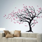 Windy Tree Wall sticker