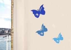 Butterfly 3 Wall sticker