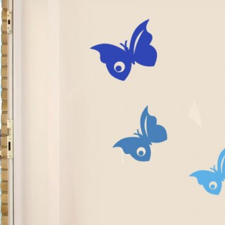 Butterfly 3 Wall sticker
