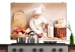 Professional Baker - Kitchen Splashback