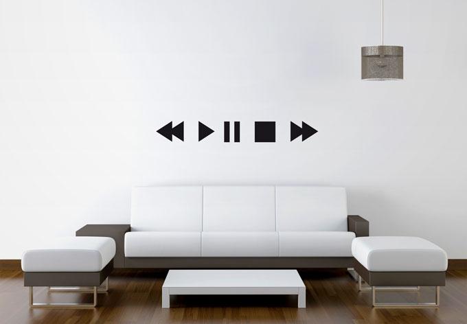 Play Wall sticker