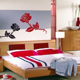 Rose Wall sticker