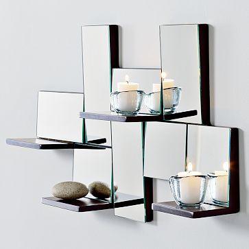 Mirror wall art