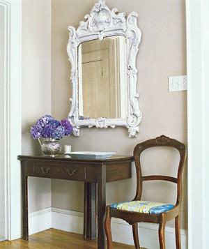 Mirror wall decor