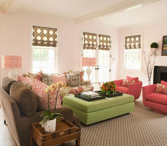 Pattern Living room wall art