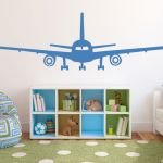Plane Wall sticker