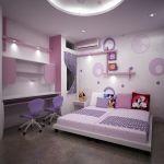 Kids Room Wall Decoration Idea