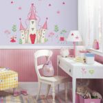 Princess Castle Wall Art